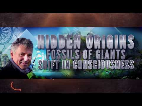 Michael Tellinger: Hidden Origins, Fossils of Giants and the Shift in Consciousness NEW LECTURE