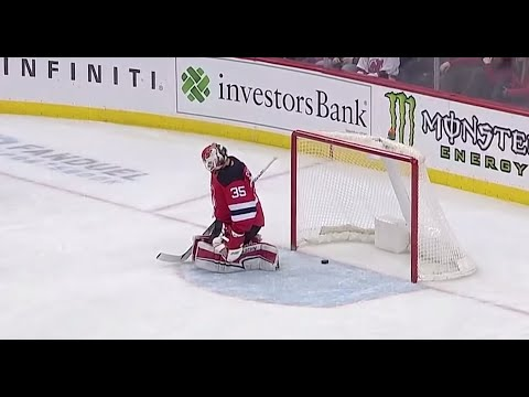 I made a compilation of all the unlucky bounces the New Jersey Devils had this season