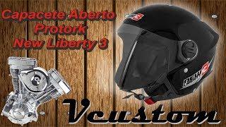 Capacete Protork New Liberty 3