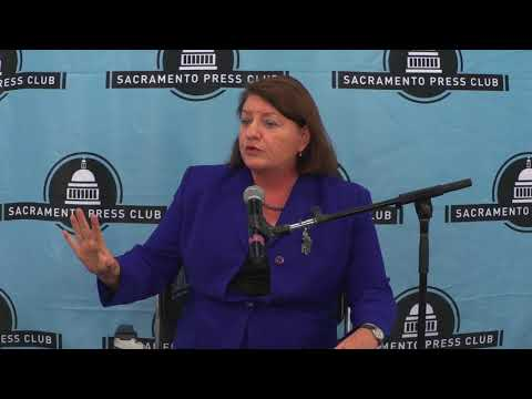 Leaders Toni Atkins, Anthony Rendon praise Sen. Holly J. Mitchell on sexual harassment-prevention