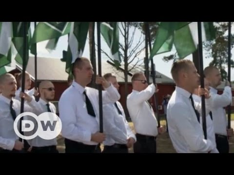 Neo-nazis on the rise in Sweden | DW English