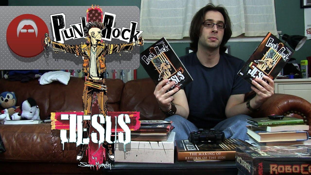 Punk Rock Jesus Wd Comics Youtube