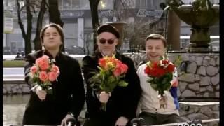 """Эрнст, Троицкий и Парфёнов поют """"Миллион алых роз"""""""