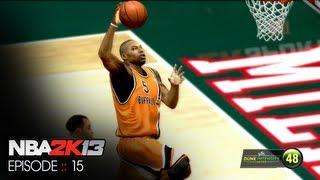 BdoubleO Plays NBA 2k - NBA 2k13 :: Milwaukee Bucks