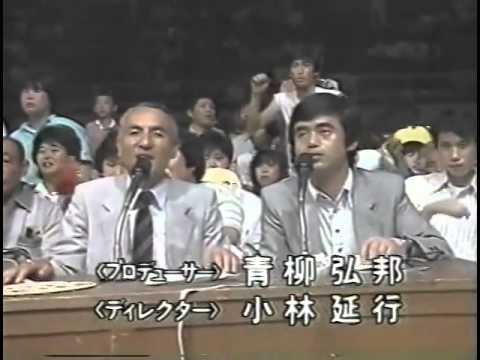 AJW TV July 1985