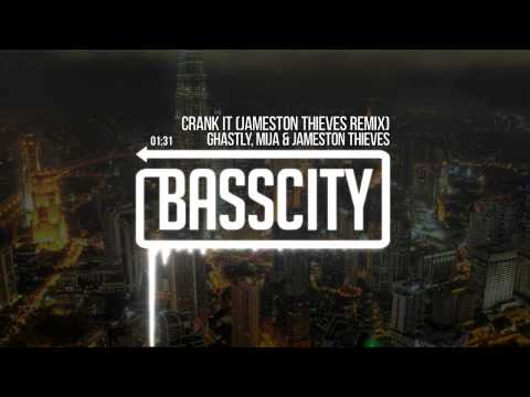 Ghastly & Mija - Crank It (Jameston Thieves Remix)