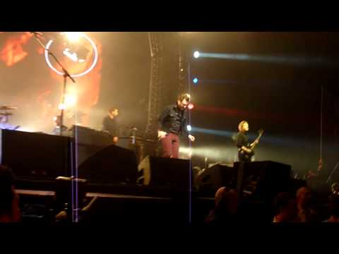 Kasabian - 'L.S.F. (Lost Souls Forever)' live at Sheffield Arena 10-12-11