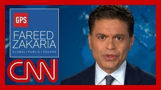 Fareed Zakaria outlines 'incoherence' of Trump strategy on Iran