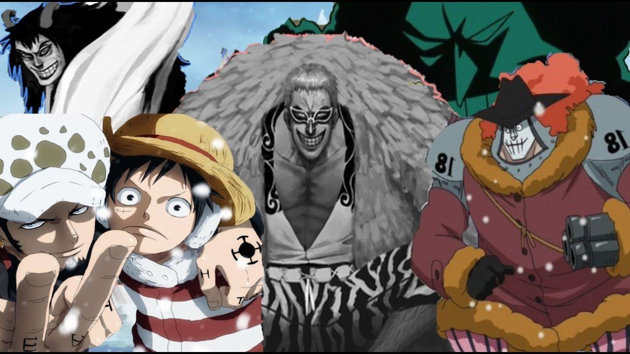 One Piece Descubriendo Al Yonkou Kaido Youtube