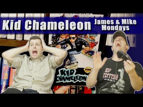 You requested Kid Chameleon. Did we like it?