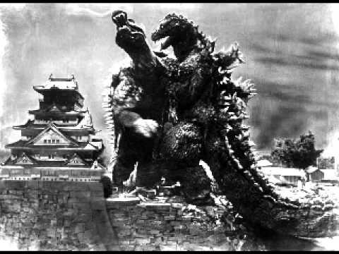 佐藤勝 - ゴジラの逆襲 (1955) -...