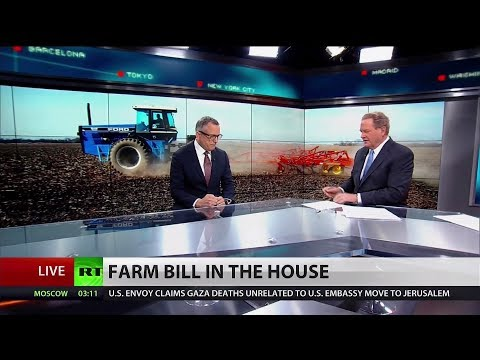 Farm bill falls short because of Republicans says union rep