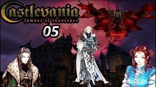 Castlevania: Lament of Innocence - Ep.-05 EL SECRETO DEL VAMPIRE KILLER Y LA MEDUSA