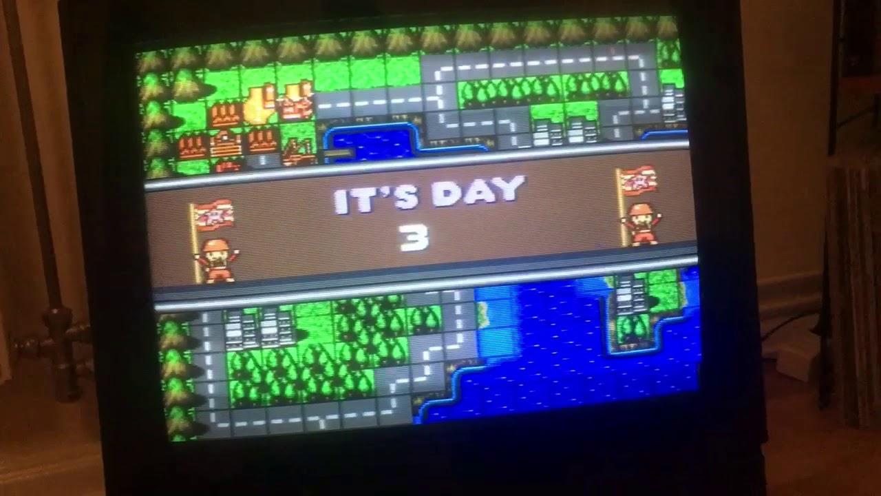 Super Famicom Wars (English Translation): SNEAK PEEK!