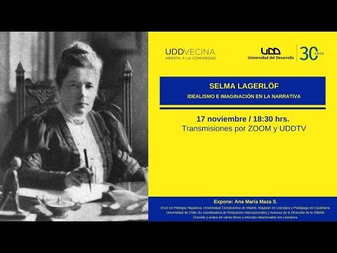 Selma Lagerlöf: Idealismo e imaginación en la narrativa