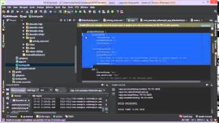 Useful Tips: Using the NDK with Android  Studio