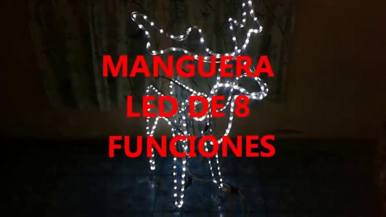 Venta de renos navide os iii youtube - Renos de navidad con luces ...