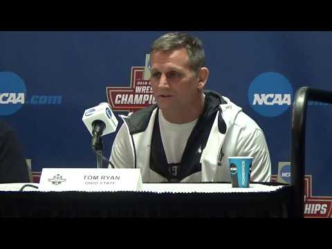 Wednesday's 2018 NCAA Championship Head Coaches Press Conference
