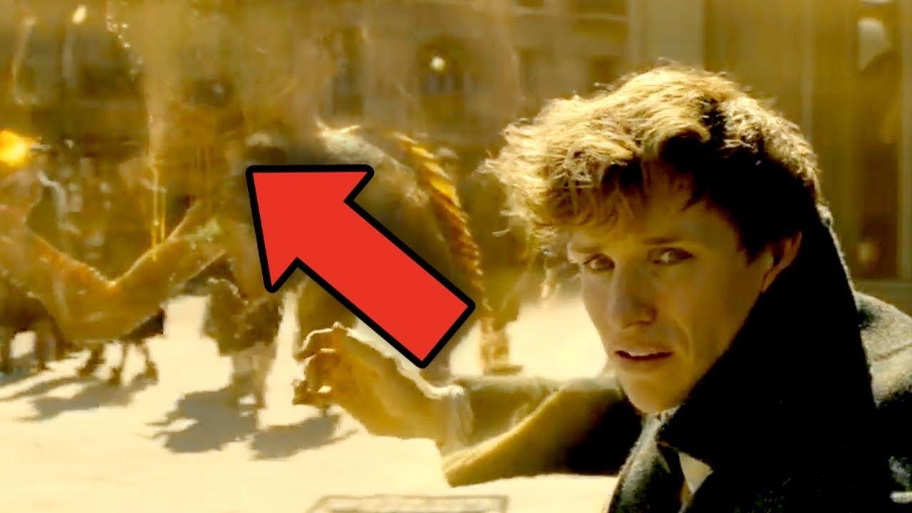 Fantastic Beasts Crimes of Grindelwald TRAILER BREAKDOWN - Nagini Revealed! (Final Trailer ...