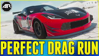 The Crew WILD RUN : THE PERFECT DRAG RUN!!! (Drag Racing Spec Gameplay)