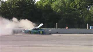 CSCS Drift Practice at Mosport (2 of 4)