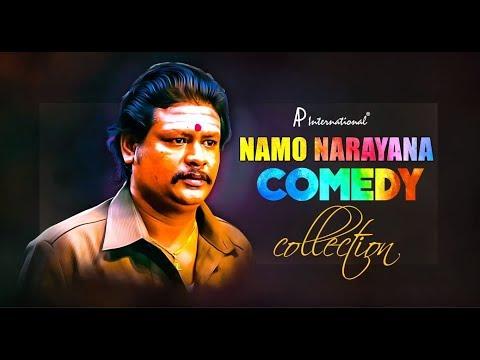 Latest Tamil Comedy Scenes 2017 | Namo Narayana Comedy | Soori | Santhanam | Karunakaran thumbnail