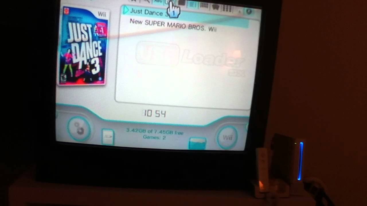 Wii Usb Loader Game Freezes   Gameswalls org