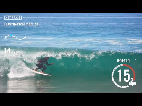 TRACE | Huntington Beach shore break session with Brad Ettinger
