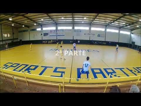 Iniciados (Taça Nacional FPF): CC Barrô 3-4 CS São João