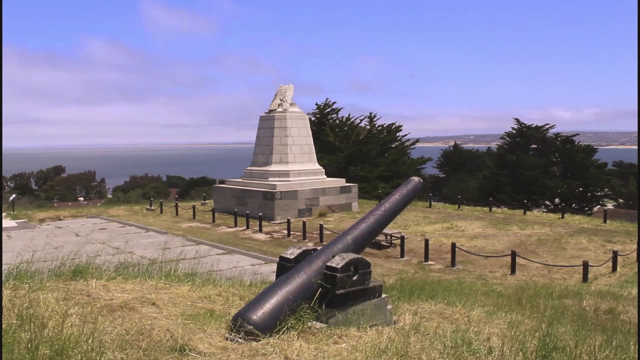 [Film] Spanish Influence in Monterey, California