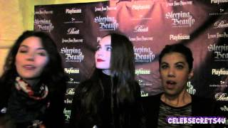 Grace Phipps, Chrissie Fit & Jessica Keller Talk TEEN BEACH MOVIE 2 Dance Number Secrets