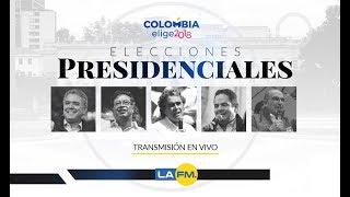 Colombia Elige 2018 con Luis Carlos Vélez