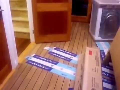 Quick Step Laminate Flooring Dublinbargainflooring Youtube
