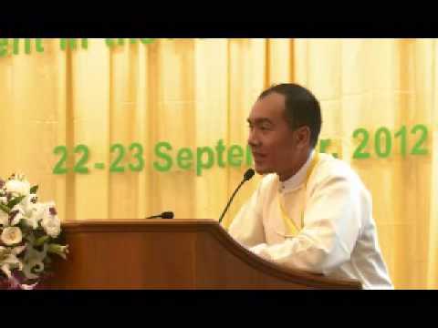 Workshop on Rakhine State Issues_22-9-2012_Part 3