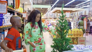 DECORATING OUR HOUSE FOR CHRISTMAS + SHOPPING 🎄    DIANA BAHATI