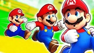 Die 5 KRASSESTEN Mario SPEEDRUN WELTREKORDE! WTF! 😨