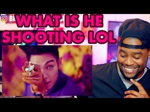 BIGBANG | BAE BAE M/V | What was he Shooting on everything lmao!!!? | REACTION!!!