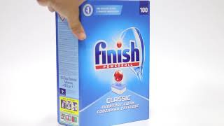 Viên rửa bát Finish Classic Everyday Clean