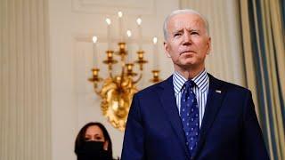 U.S. Senate Democrats push relief bill forward