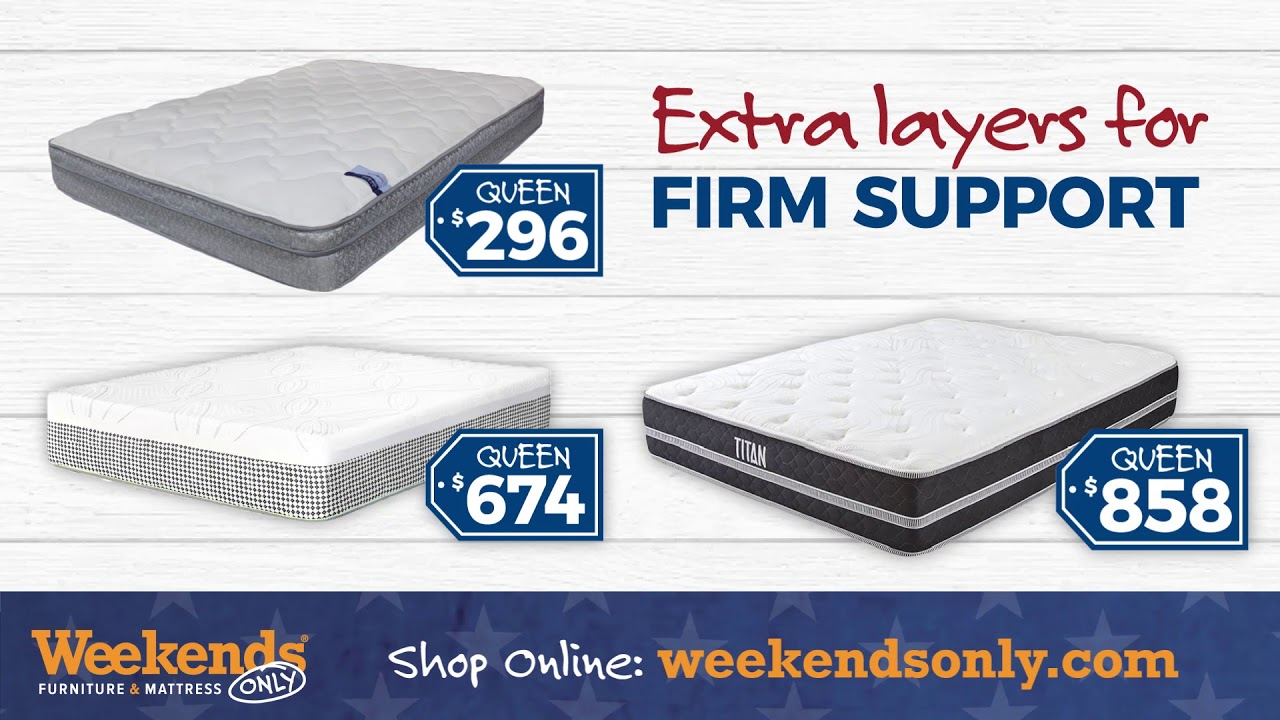 Rest Up For Labor Day With Select Mattress Savings