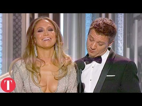 10 Most Shocking On Stage Moments From The Golden Globes