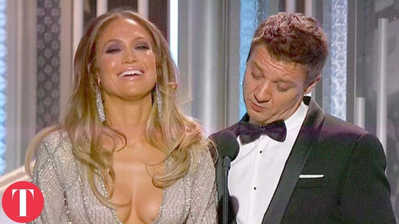 10 Most Shocking On Stage Moments From The Golden Globes ...