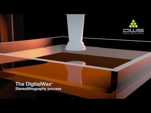 0 - DWS DigitalWax SLA 3D-Drucker