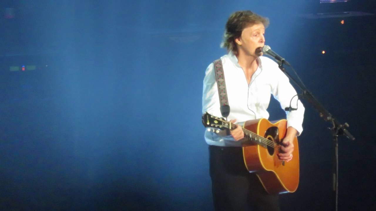 Paul McCartney Yesterday