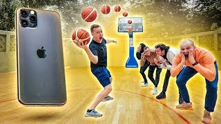 TAKE THE BALL and get IPHONE 11 PRO MAX !!! CHALLENGE! [Gerasev]