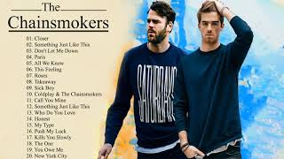 The Chainsmokers Greatest Hits Full Album 2020 - The Chainsmokers Best Songs Playlist 2020