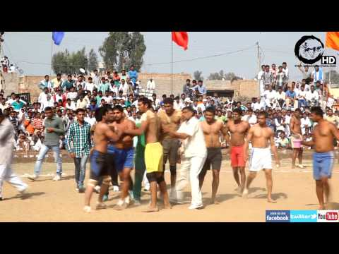 Banbhori Vs Kalwan Kabaddi Match 2nd Part At Rajli Hisar.