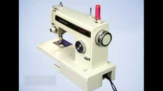 3 - Sewing Machine Overview and Recommended Features (FREE SAMPLE)