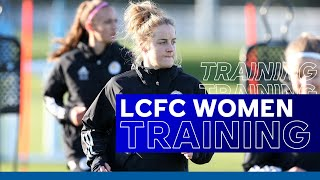 Champions Train For League Finale   LCFC Women vs. Charlton Athletic Women   2020/21