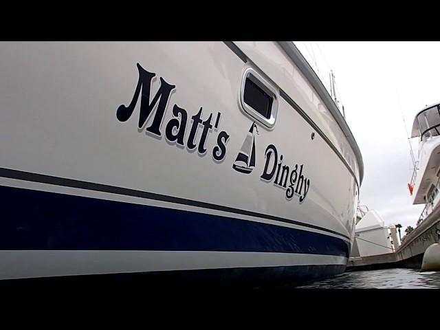 Matts Dingy 09/12/17